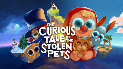 The Curious Tale of the Stolen Pets sur PS4