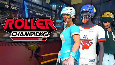 Wiki de Roller Champions