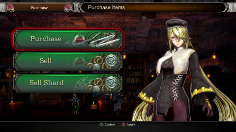 Bloodstained : Ritual of the Night victime d'un bug bien embêtant