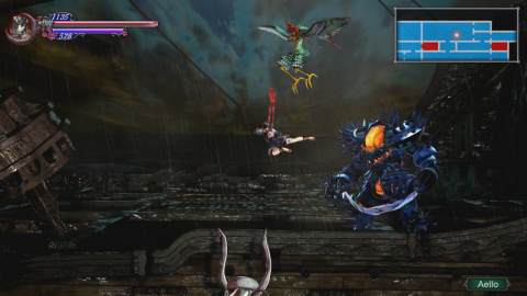 Bloodstained : Ritual of the Night - L'update Speed Demon arrive la semaine prochaine sur PS4