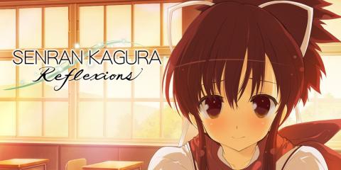 Senran Kagura Reflexions sur PC