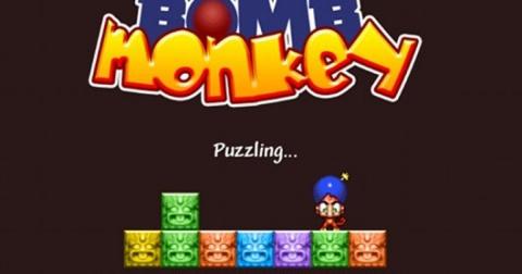 Bomb Monkey sur 3DS