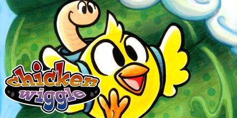 Chicken Wiggle sur 3DS