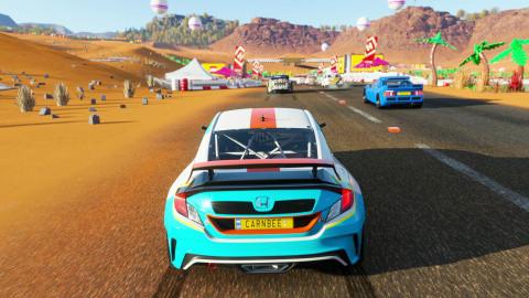 Test de Forza Horizon 4 : LEGO Speed Champions par jeuxvideo com