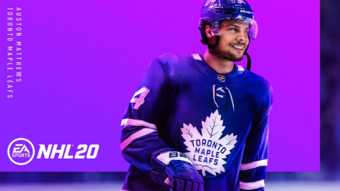 NHL 20 sur PS4