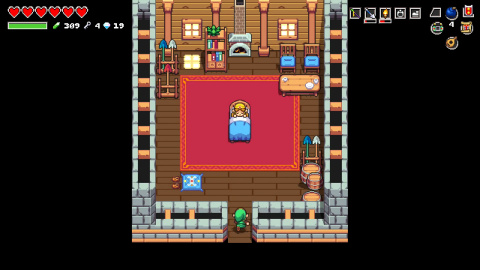 Cadence of Hyrule : Un mariage réussi entre Crypt of the NecroDancer et Zelda !