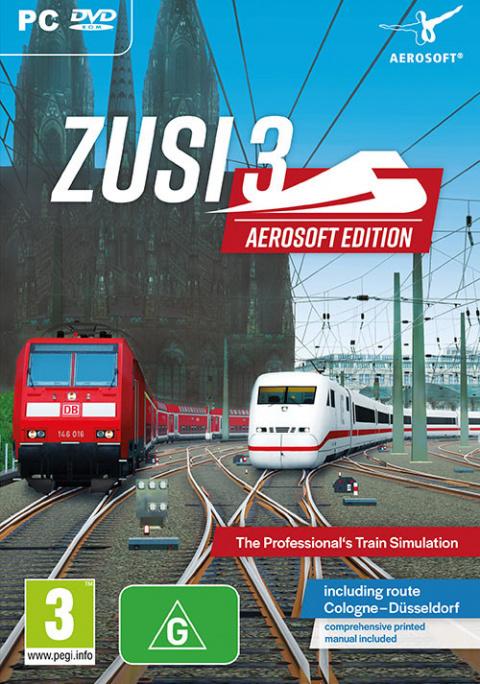 Zusi 3 : Aerosoft Edition sur PC