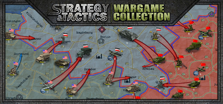 Strategy & Tactics : Wargame Collection sur PC