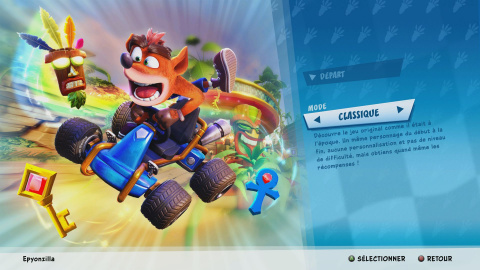 Crash Team Racing Nitro-Fueled : l'incontournable de l'été