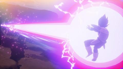 Dragon Ball Z : Kakarot partage de nombreuses images