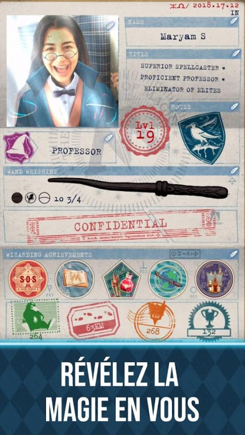 Harry Potter : Wizards Unite récolte 300 000$ en une semaine