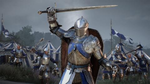 Chivalry II : Le jeu de combat médiéval entre en alpha interne