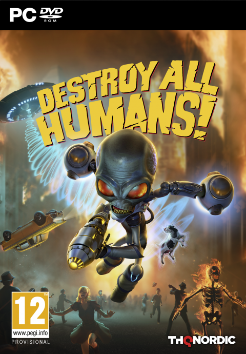 Destroy All Humans! - Remake