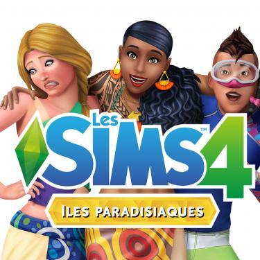 Les Sims 4 : Iles paradisiaques sur Mac