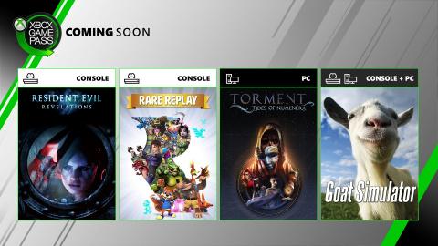 Xbox Game Pass : un mois de juin sous le signe de la chèvre !