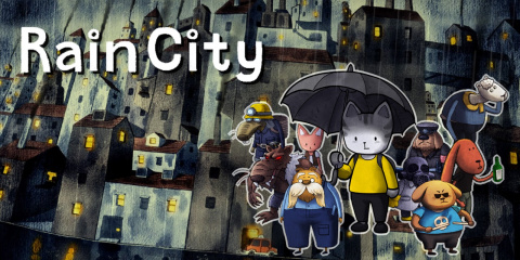 Rain City sur PS4