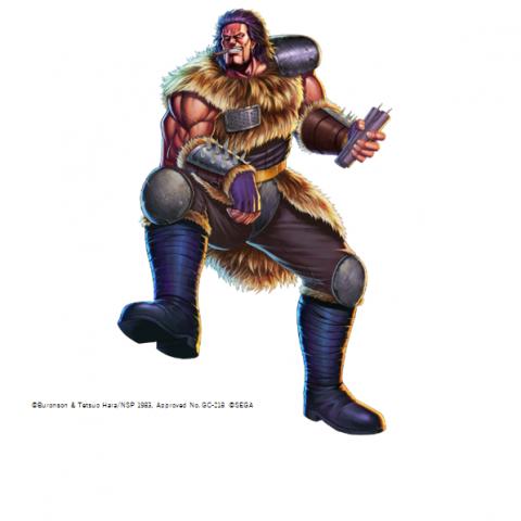 Fist of the North Star Legends ReVIVE ouvre ses présinscriptions en Occident