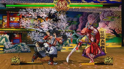 Samurai Shodown : un retour éclatant