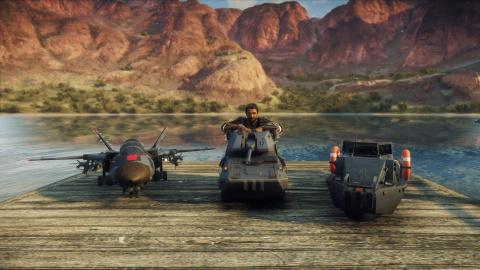 Just Cause 4 : La mise à jour Trials, Toys & Terror est disponible aujourd'hui