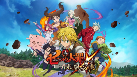 The Seven Deadly Sins: Grand Cross of Light and Darkness sur iOS