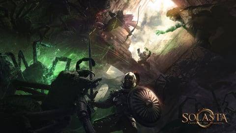 Solasta : Crown of the Magister annonce avoir la licence pour utiliser Donjons & Dragons 5.1