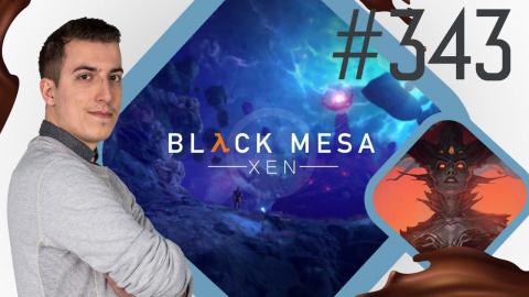 Pause Cafay #343 : Black Mesa : Xen ouvre les portes de sa bêta !