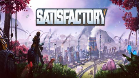 Satisfactory sur PC