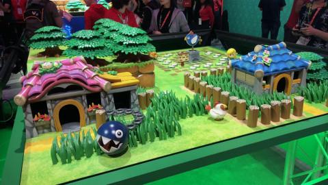 The Legend of Zelda : Link's Awakening revient sur les donjons-mosaïque