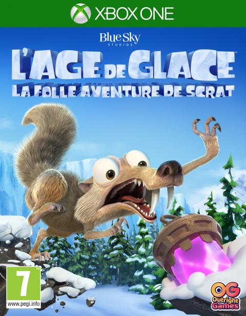 L'Âge de Glace : La folle aventure de Scrat sur ONE