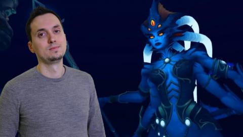 Un Jour Un Jeu : Deriv teste le patch 8.2 de World of Warcraft