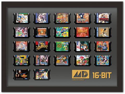 Mega Drive Mini : Des cartouches de jeu prévues au Japon