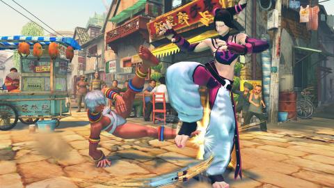 Wiki de Super Street Fighter IV