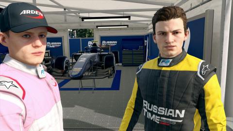 Codemasters prolonge son contrat avec la F1 jusqu'en 2025