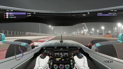 F1 2019 est jouable gratuitement sur Steam jusqu'au 19 mars