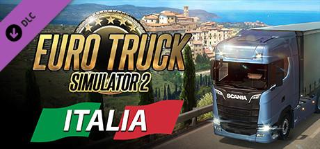 Euro Truck Simulator 2 : Italia sur PC