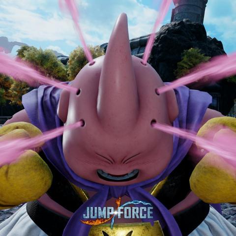 Jump Force : Le DLC Majin Buu sera lancé cet été