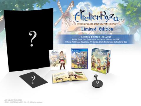Atelier Ryza : L'édition limitée sera précommandable dès demain