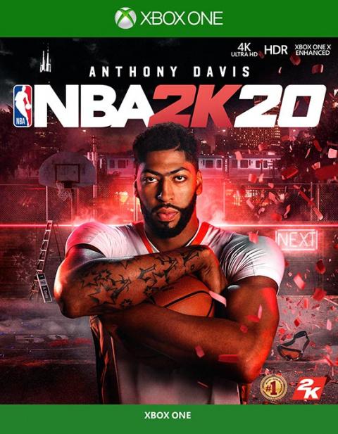 NBA 2K20 sur ONE