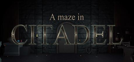 A maze in Citadel sur PC