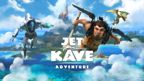 Jet Kave Adventure sur Switch