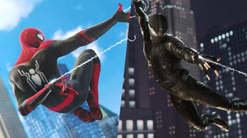Black Friday : Marvel's Spider-Man Edition Spéciale à 29,99€