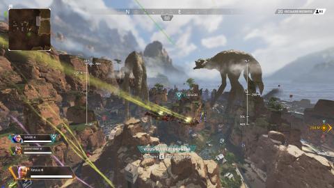 Apex Legends : le Battle-Royale dissout les équipes le temps d'un événement