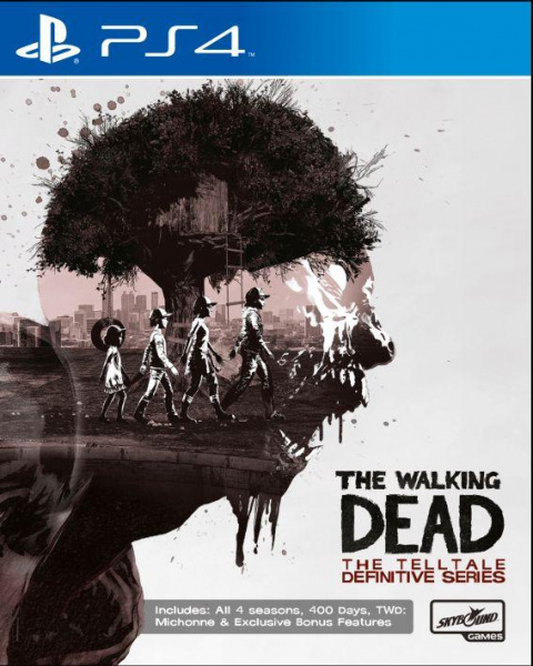 The Walking Dead : The Telltale Definitive Series sur PS4