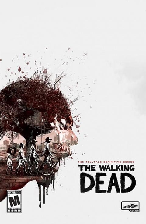 The Walking Dead : The Telltale Definitive Series sur ONE