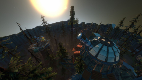 Outer Wilds redéfinit l'exploration grâce à un voyage captivant