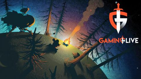 Outer Wilds : 22 minutes d'exploration avant la fin du monde !
