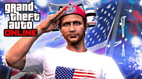 GTA Online fête le Jour de l'Indépendance