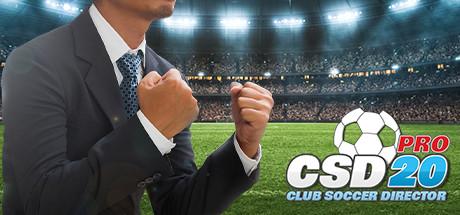 Club Soccer Director 2020 PRO sur PC