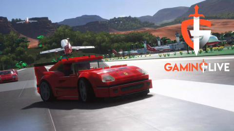 Forza Horizon 4 : premier sinon rien avec des véhicules LEGO