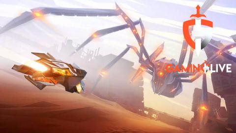 Aaero : les pistes du DLC en expert sans mourir, c'est possible ?